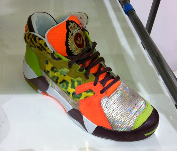 Jeremy Scott Adidas Bear Sneakers. Jeremy Scott#39;s adidas
