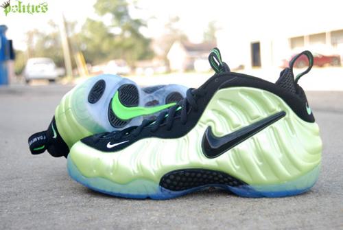 the latest 8883f db0c5 Nike Foamposite Pro Electric Green Release Info