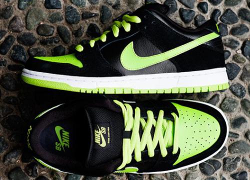 Nike SB Dunk Low Neon JPacks  ef5b759e8697