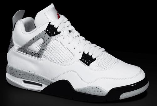 c3ececd11178c8 Air Jordan 4 Retro White Cement Confirmed for 2012