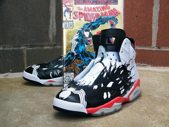 Customized jordans 3