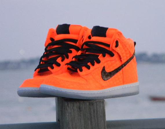 size 40 e3eba 6e4a1 Nike Dunk High  FC Barcelona  Custom – by Scoop